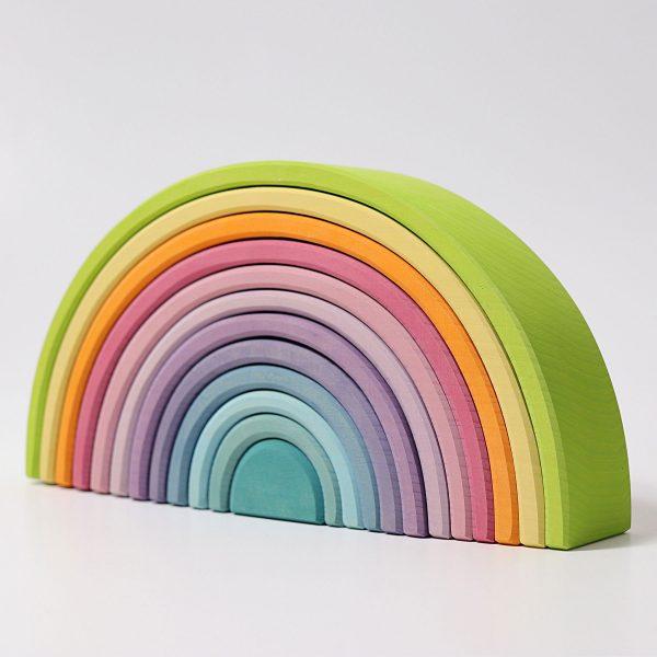 grimms pastel little jordan toys