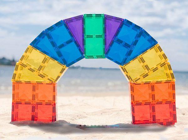 Connetix Tiles magnetic toys